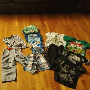 Used good condition kids outfits